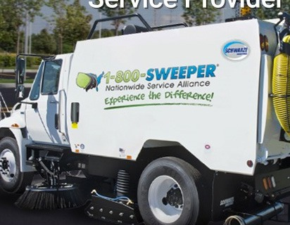 Street Sweeping, Parking Lot Sweeping